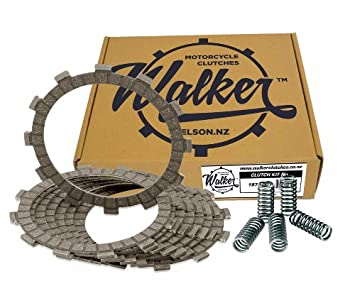 Walker Platos de embrague de fricción & Muelles – Kawasaki Z1000 Eje 79 – 80