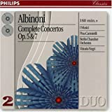 Albinoni: Complete Concertos, Op. 5 & 7