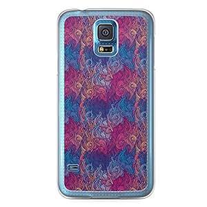 Hairs Samsung Galaxy S5 Transparent Edge Case - Design 24
