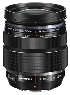Olympus M.ZUIKO DIGITAL ED 12-40mm F2.8 PRO Interchangeable Lens