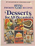 Favorite Brand Name Recipes Designed For, Outlet Book Company Staff and Random House Value Publishing Staff, 0517383632