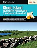 Rhode Island, SE Massachusetts & SE Connecticut State Road Atlas