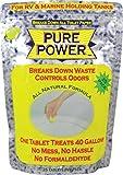 Valterra V22016 'Super Bio' Waste Digester and Odor Eliminator Tablet, (Bag of 25)