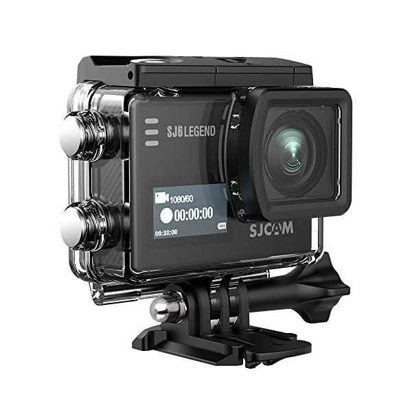 RetinaPix SJCAM SJ6 Legend Action Camera with 2 Dual LCD Touch Screen