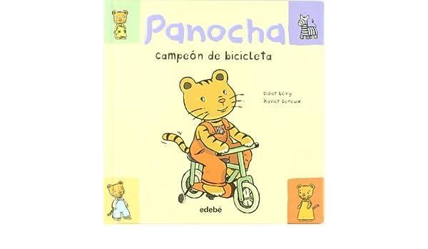 Campeón de bicicleta (Panocha): Amazon.es: Lévy, Didier: Libros