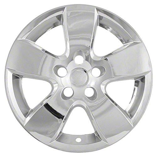 Set of Four 20' Chrome ABS Wheel Skin Covers for 2009-2012 Dodge RAM 1500 SLT