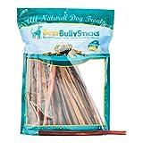 12 Inch Standard Odor-Free Bully Sticks by Best Bully Sticks(50 Pack)