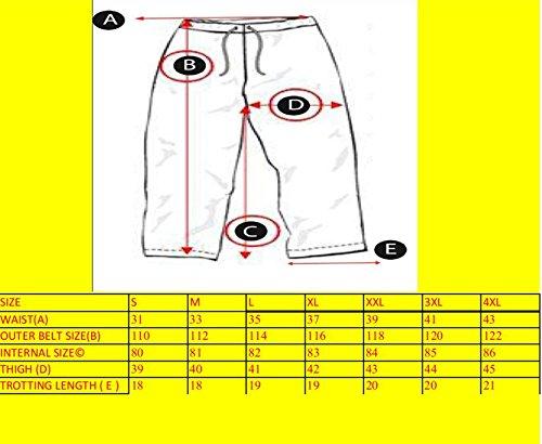 pantaloni sportivi pantaloni e jogging pantaloni di formazione Pantaloni corpo Bodybuilding BIG SAM SPORTSWEAR COMPANY *981*