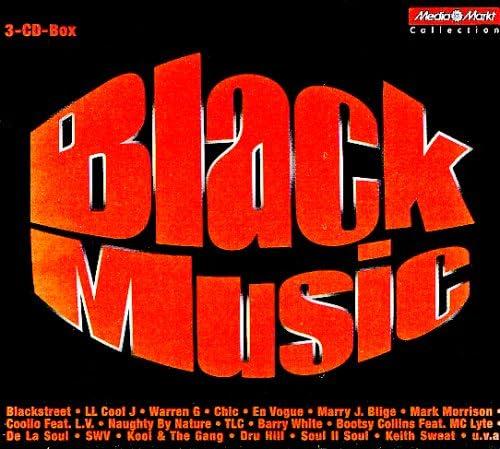 Media Markt Black Music: Amazon.co.uk: Music