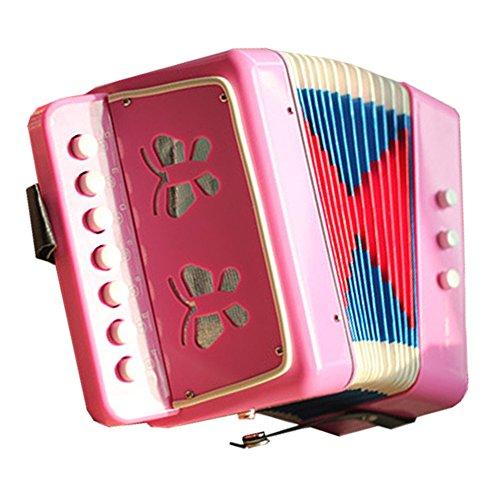 Pink Accordion - 6