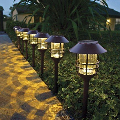 Alpan Solar Pathway Lights in US - 6