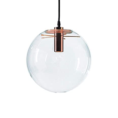 AOKIY Bola cristal Lámpara colgante de Techo iluminación ...