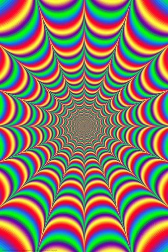 Studio Fractal Illusion 2 0 Poster