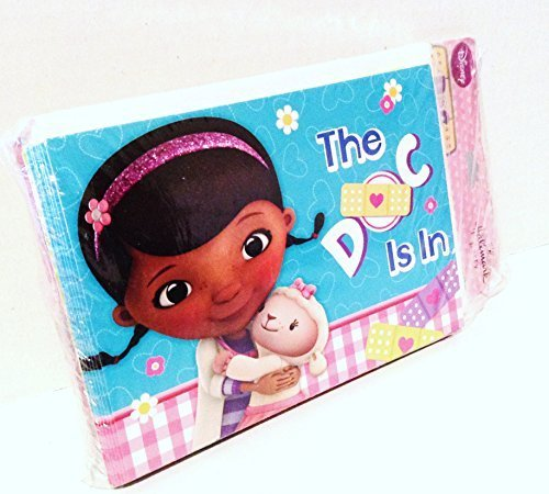 Doc Mcstuffins Invitations & Thank You Cards by -