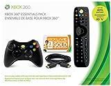 xbox 360 essentials pack - Microsoft Essentials Pack Accessory Bundle for Xbox 360