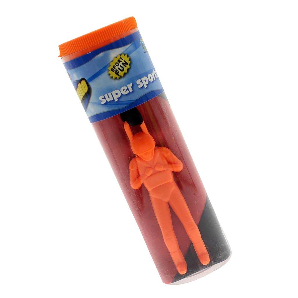 Groviglio Giocattolo Mano Libera Gettando Paracadute Aquilone Di Gioco All'aperto Giocattolo Arancione Generic STK0157000852