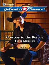 Cowboy to the Rescue (The Teagues of Texas Book 2)