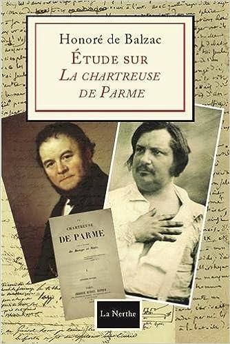 Lire un Etude sur la Chartreuse de Parme pdf