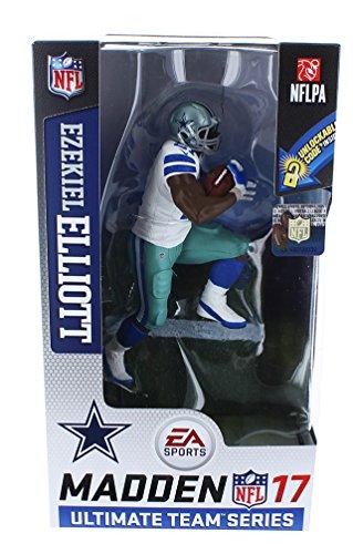 McFarlane Toys EA Sports Madden NFL 17 Ultimate Team Series 2 Ezekiel Elliott Dallas Cowboys Action Figure