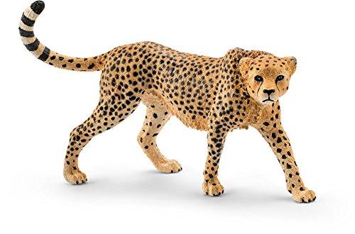 Schleich 14746 - Spielzeugfigur, Gepardin
