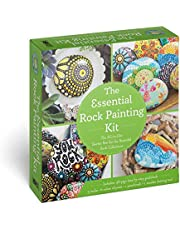 The Essential Rock Painting Kit: The All-in-One Starter Box Set for Beautiful Rock Collections