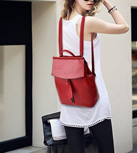 LAIDAYE Bolsa De Viaje De La Moda Sra Gran Capacidad Red