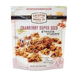 Cranberry Super Seed Granola Clusters (1 lb., 12 oz.)
