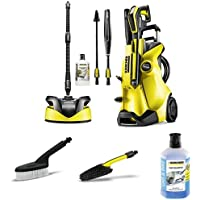 Kärcher K4 Full Control Home Pressure Washer with Bike and Car Cleaning Kit