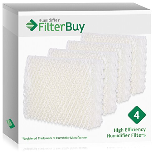 FilterBuy Replacement Humidifier Filters Compatible with Eme