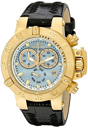 Invicta Women's 16114 Subaqua Analog Display Swiss Quartz Black Watch