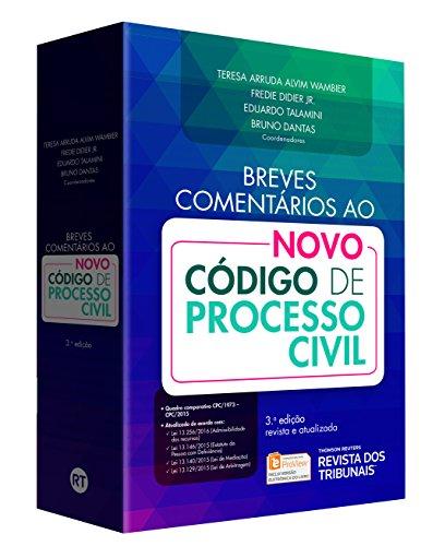Breves Comentários ao Código de Processo Civil