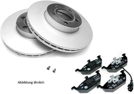 VW Transporter T5 2003-2016 disque avant et Plaquettes ** Neuf OEM Qualité **