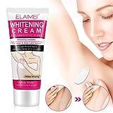 Underarm Whitening Cream, MayBeau Natural Armpit Whitening Cream, Body Skin Brightening Cream Intimate Lightening Cream for Private Parts Bikini Sensitive Areas Dark Skin Knees