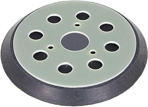 """Backing pad 6/"""" Ø 150mm for Makita BO6030 BO6040-8+1 holes Hook and Loop DFS"""