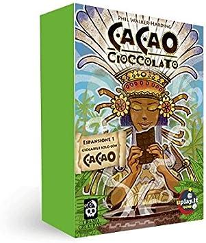 Cranio Creations Uplay – Cacao Color Chocolate Expansión Juegos de Mesa Italiano: Amazon.es: Juguetes y juegos