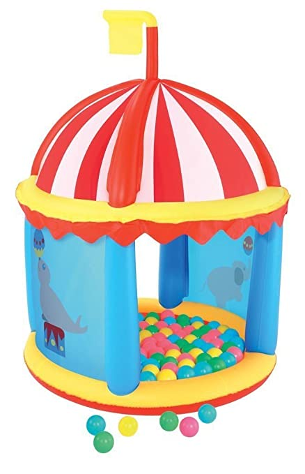 Amazon.com: Bestway 39 x 39 x 52-inch Fort inflable por ...