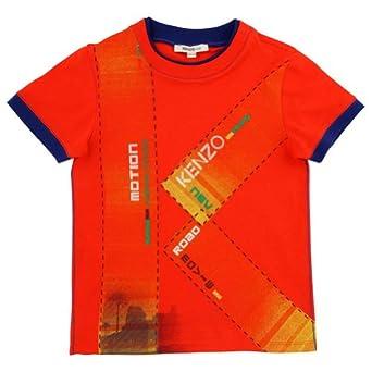kenzo t shirt kids orange Sale,up to 45% Discounts