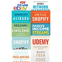 10 Home Business Ideas (10 Book Bundle): Start A Business From Home And Start Profiting Now