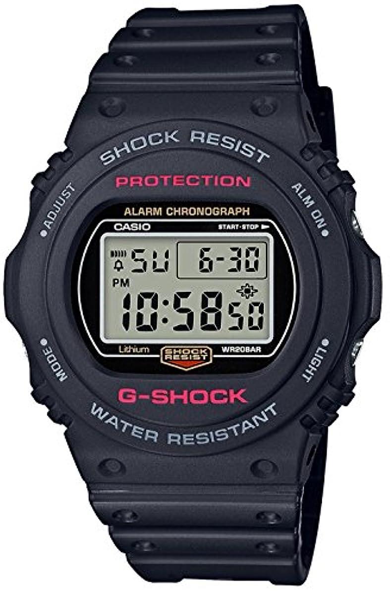 [해외] 카시오 CASIO 지샥 G-SHOCK 지샥 G-SHOCK 지샥 맨즈 쿼츠 손목시계 DW-5750E-1 그레이/블랙 [병행수입품]
