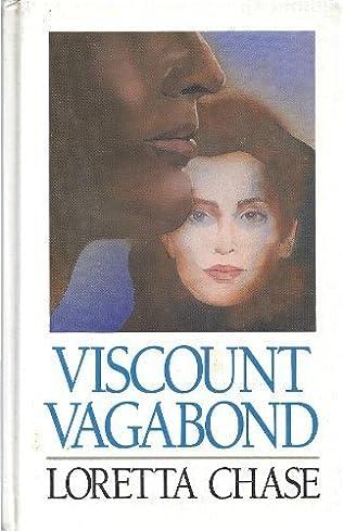 book cover of Viscount Vagabond