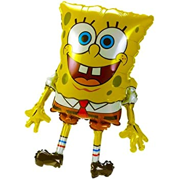 Amazon.com: anagram international Bob Esponja Air Walker ...
