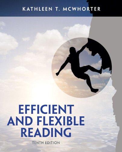 Efficient+Flexible Reading