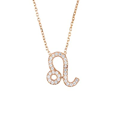Latelita London Gemini Zodiac Necklace OK5pVR