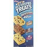 Kellogg's Rice Krispies Treats, Variety, 40 Count