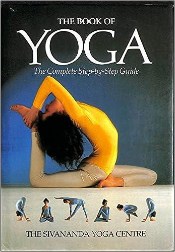 The Book of Yoga: Lucy Lidell; Narayani [Collaborator]; Giri ...