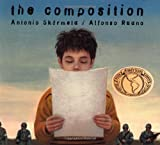 Front cover for the book The Composition by Antonio Skármeta