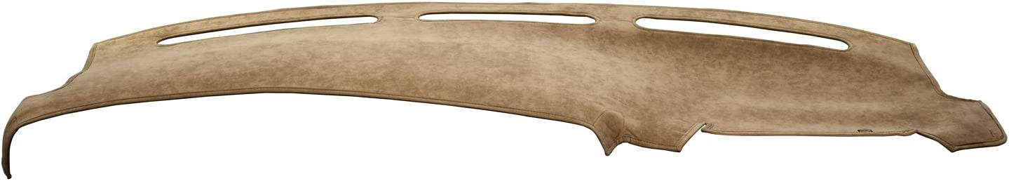 DashMat SuedeMat Dashboard Cover Chevrolet and GMC (Faux-Suede, Beige)