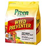 Preen 2464107  Weed Preventer - 13 lb. - Covers 2,080 sq. ft.