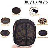 10 Pcs/Lot Lace Wig Caps For Making Wigs For