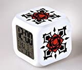 Best Knight Alarm Clocks - Japanese Anime Vampire Knight Seven Color Change Glowing Review